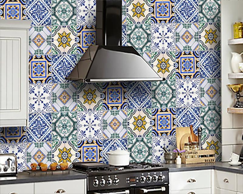 Adesivo Azulejo az016