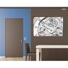 Quadro Decorativo Mecanismos de um Relógio