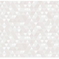 Papel de Parede Adesivo Abstrato Triângulos Monocromáticos