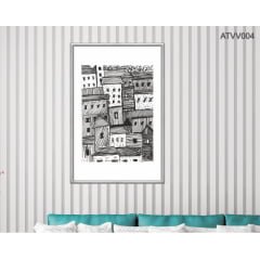 Quadro decorativo ATVV004- Por Vinicius Valduga