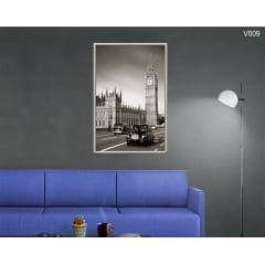 Quadro Decorativo Big Ben Vintage
